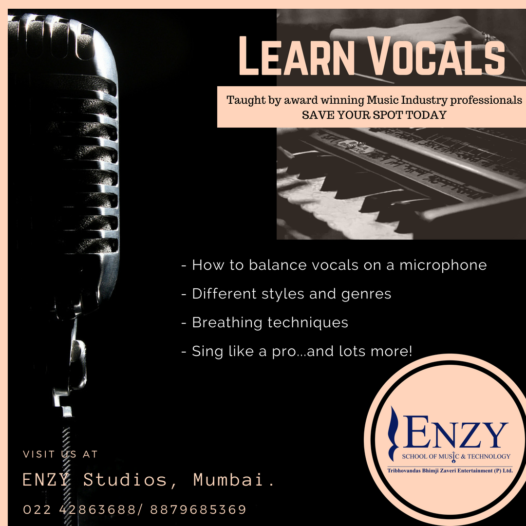 Learn Vocals